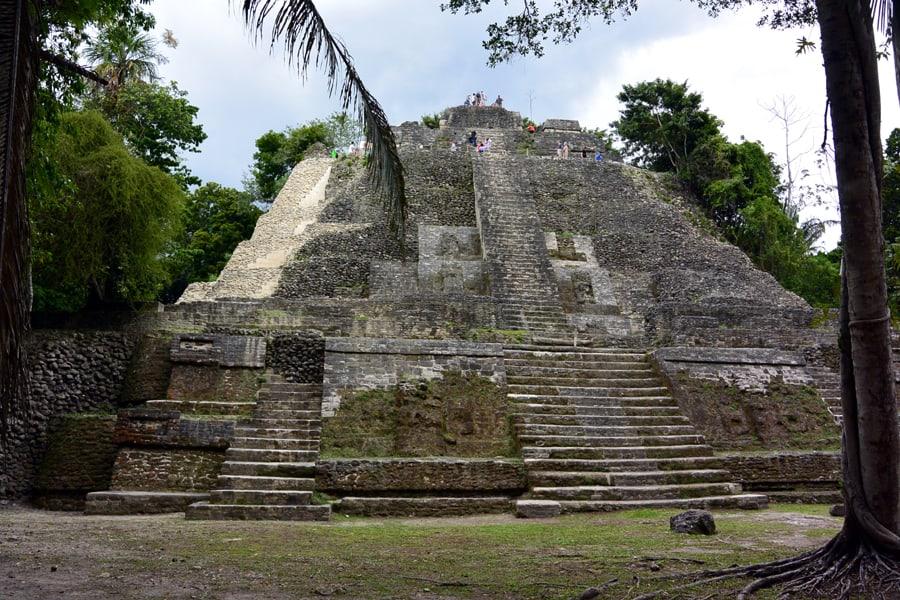 Lag Temple Lamanai Belize