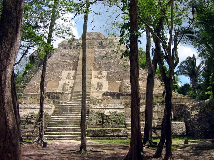 Lag Temple Lamanai