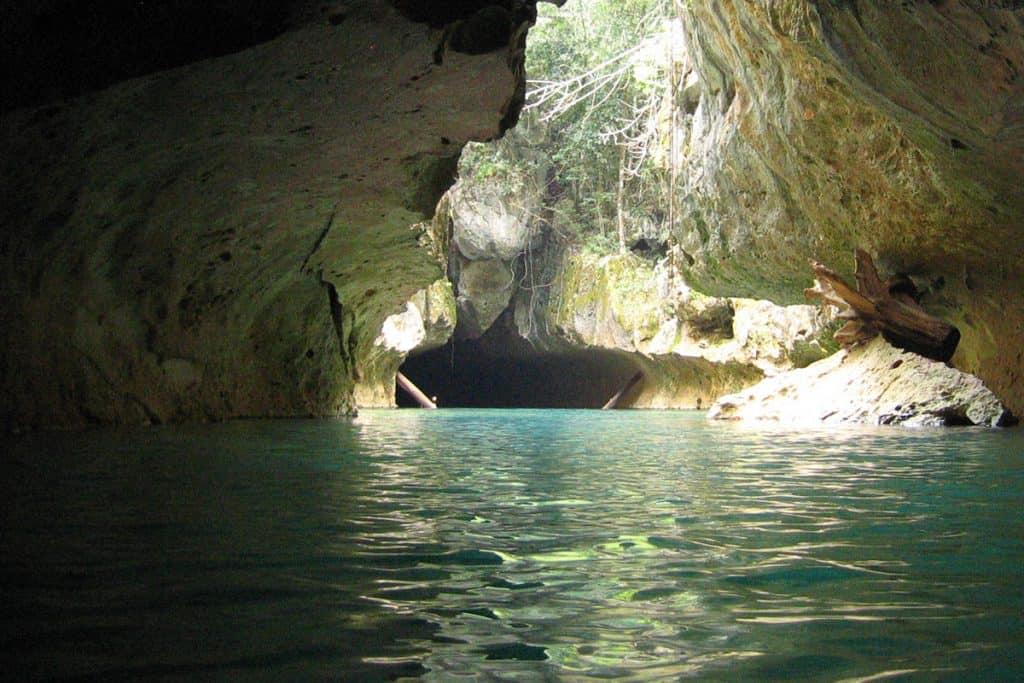 Belize cave tubing zip line excursion