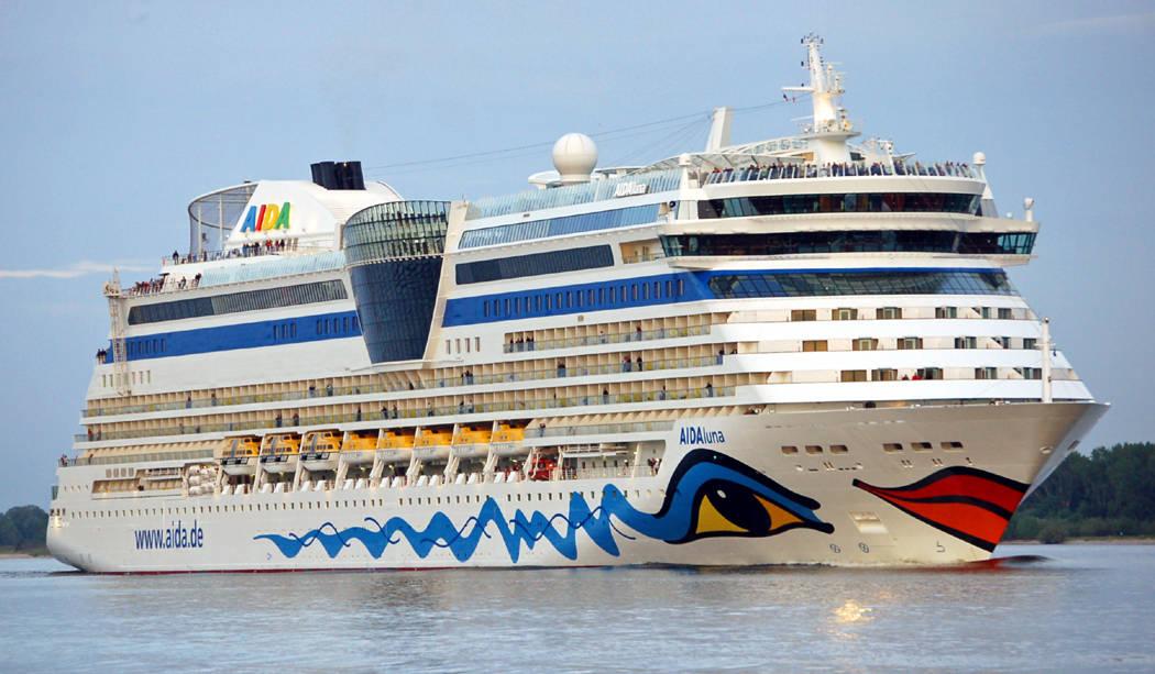 AIDA Luna  Belize Cruise Excursions