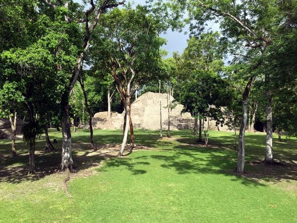 Belize cahal pech tours